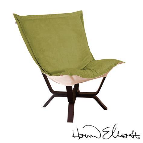 milan puff chair howard elliott modernoutlet
