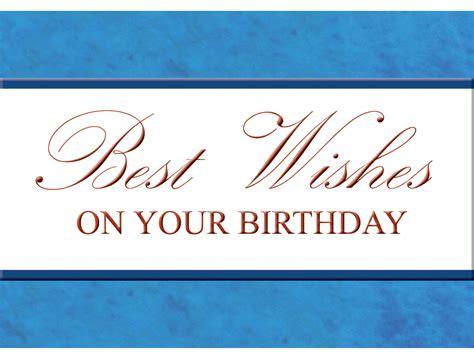 Happy Birthday Wishes For Ceo Happy Birthday Executive Blue