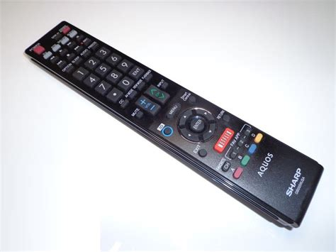 sharp aquos gb005wjsa 3d led tv remote