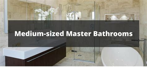 470 medium sized master bathroom ideas for 2019
