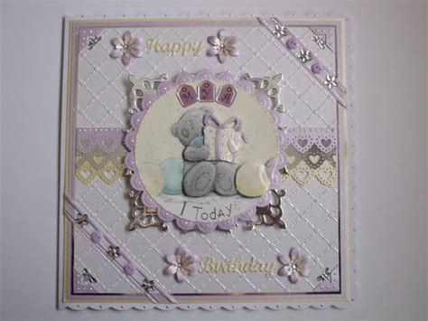 Handmade Teddy Cards - 1000 images about tatty teddy cards tutorials on