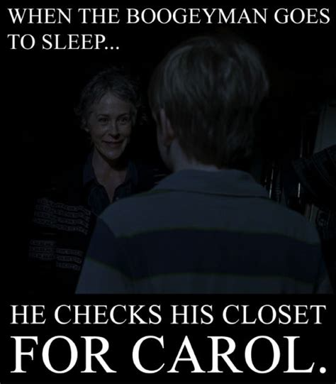 Walking Dead Carol Meme - these walking dead memes will make you laugh your guts out