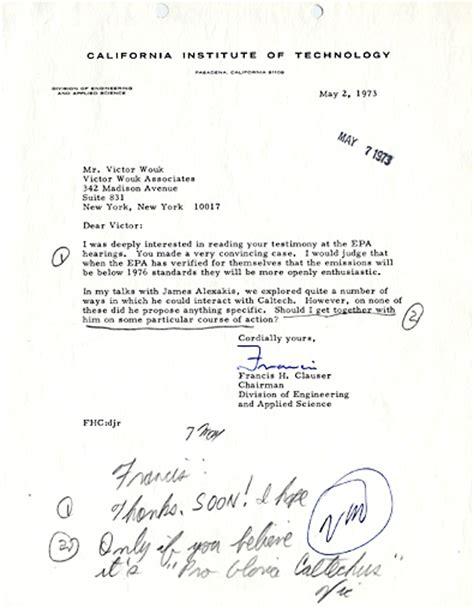 Rider Acceptance Letter Archives Wouk Exhibit