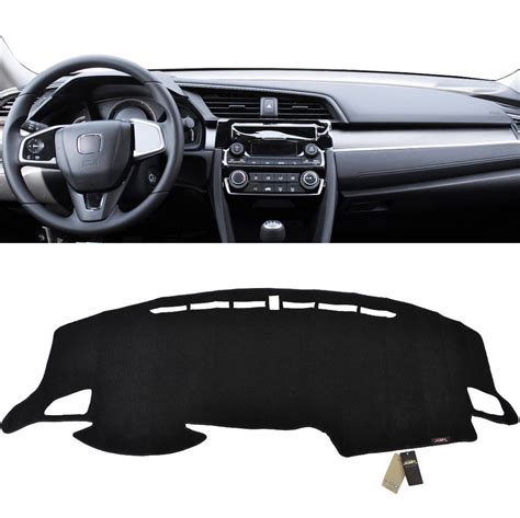 Cover Dashboard Honda Civic Ferio Karpet Dashboard Civic Ferio Untuk xukey fit for 16 17 honda civic dashboard cover dashmat dash mat pad ebay