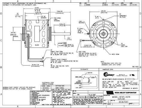 fasco motor wiring diagram d923 fasco blower motor wiring diagram get free image