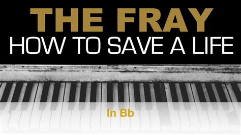 the fray how to save a life mp download the fray how to save a life karaoke chords instrumental