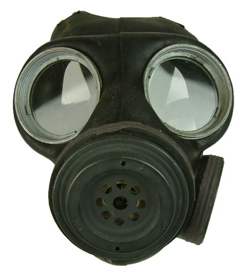 gas mask ww2 gas mask by army