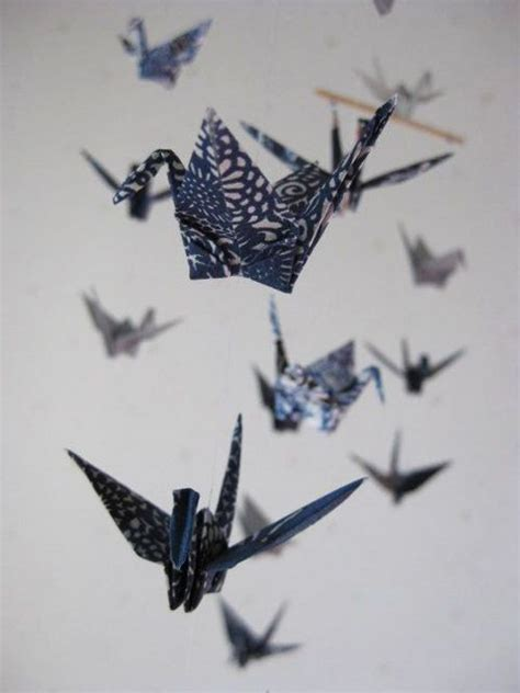 Japanese Origami Swan - japanese origami cranes japan 日本 origami