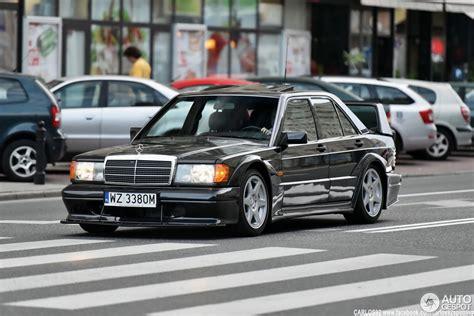 Mercedes 190 Evo 2 by Mercedes 190e 2 5 16v Evo Ii 29 June 2016 Autogespot