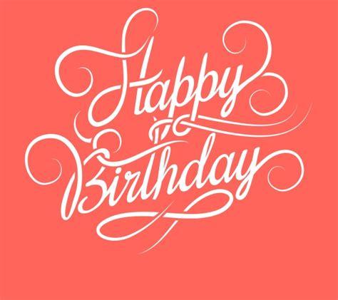 hand lettering design happy birthday happy birthday hand drawn lettering graphics on creative