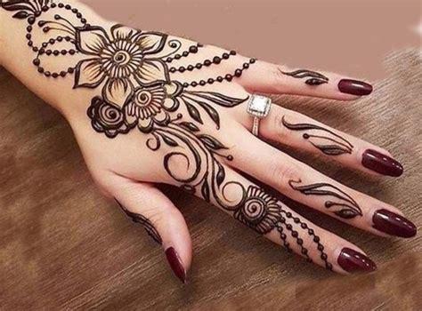 back hand arabic henna design mehandi designs kfoods com