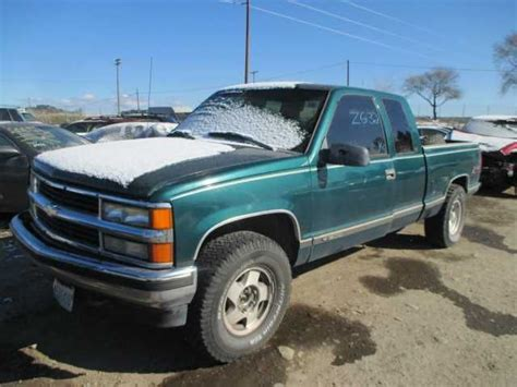 1998 gmc truck parts used 1998 gmc truck 1500 suspension steering