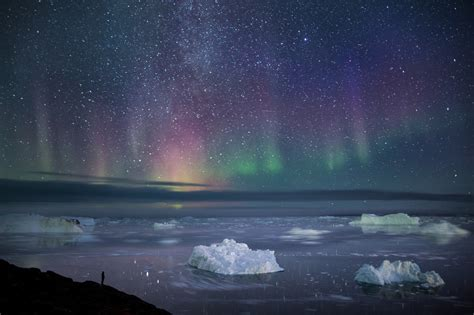 greenland ilussiat northern lights photography