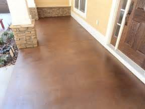 How To Clean Stained Concrete Patio by How To Clean Stained Concrete Patio Outdoor Designs
