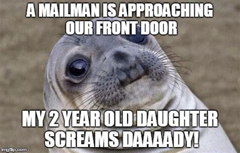 Awkward Seal Meme - awkward moment meme seal