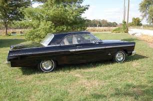 1965 Ford Fairlane For Sale 1965 Ford Fairlane Sports Coupe For Sale Stroud Oklahoma