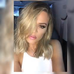 lob hair 2015 khloe kardashian lob hair 2015 picture
