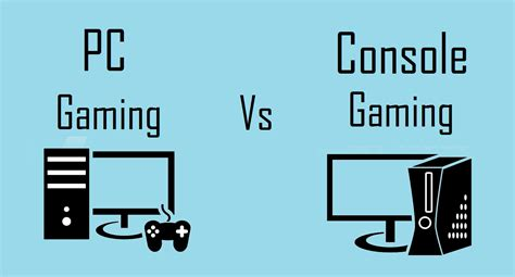 console pc pc gaming vs console gaming ebuyer