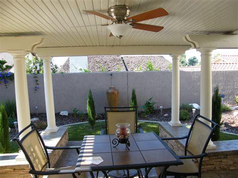 Patio Direct - alumawood newport flat pan patio cover in irvine