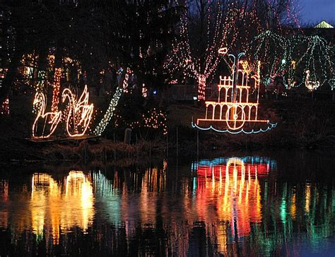 Zoo Lighting Festivals From Family Christmas Online Columbus Zoo Lights Admission Price