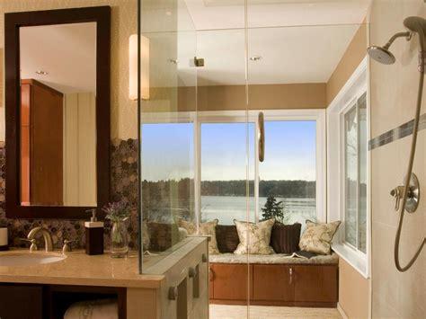 luxury bathroom showers luxurious showers hgtv