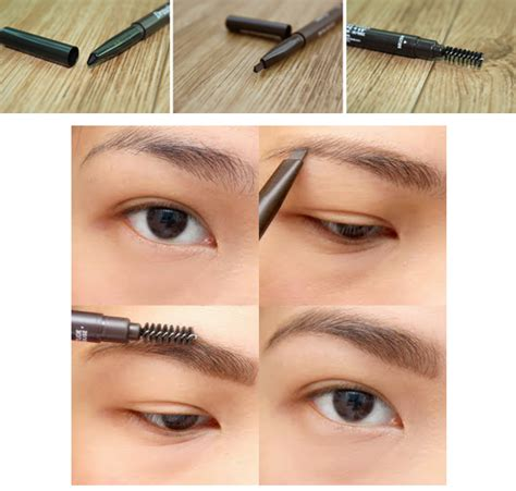 Pensil Alis Etude Drawing Eyebrow jual etude drawing eyebrow eye brow pensil alis sikat made in korea widjaja shop
