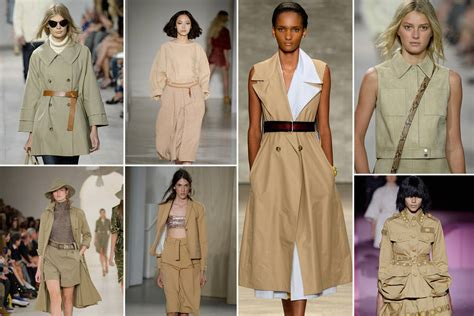 Summer 08 Trends Safari The Catwalk Looks by 2015 Trends Runway Photos Of And Fall 2015