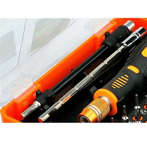 Best Terlaris Jakemy 6 In 1 Iphone 5 5s Se Tool Kit Jm 8120 jakemy jm 8127 54 in 1 interchangeable magnetic