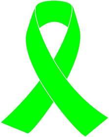 lymphoma awareness ribbon clip at clker vector