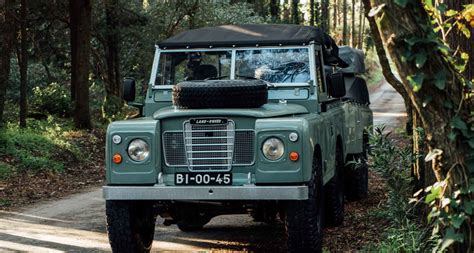 land rover series iii featured vehicle 1982 land rover series iii with