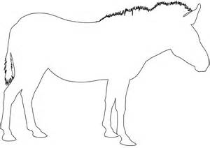 Zebra Outline Picture by Labrador Silhouette Free Vector Silhouettes