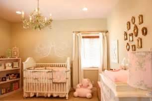 Themes For Little Girl Nursery | romantic classical nursery