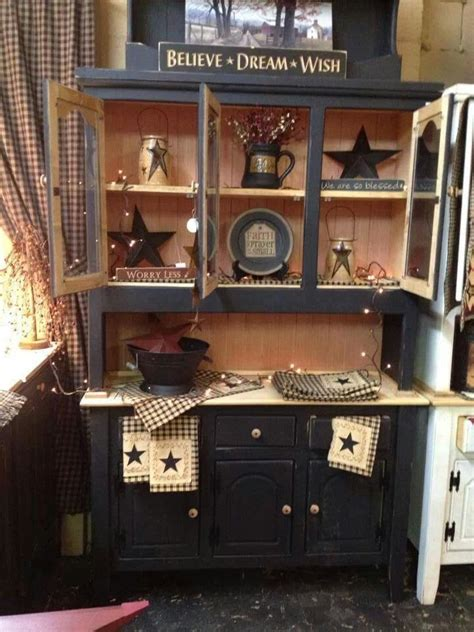 country kitchen furniture stores best 20 primitive hutch ideas on new country