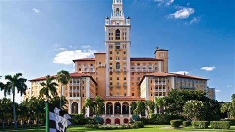 Center Hall Colonial by The Biltmore Hotel Miami Florida
