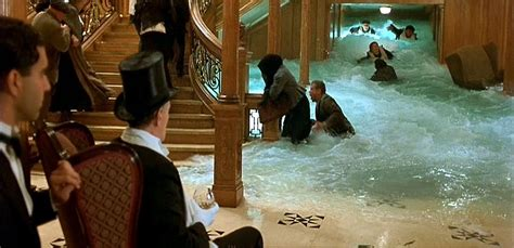 titanic boat scene pic 32 behind the scenes facts about the movie titanic