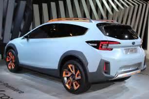 Subaru Suv Thailand 2018 Subaru Xv To Make Philippine Debut In Q3 Auto