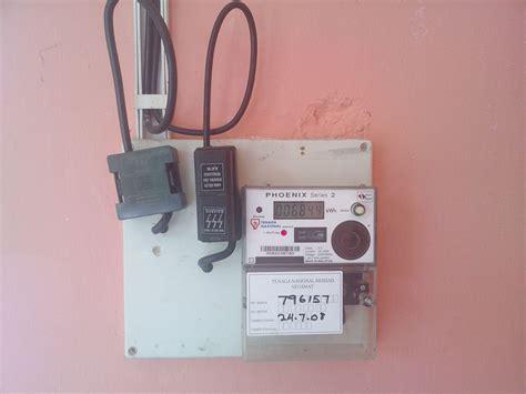 Meter Tnb Meter Elektrik Bahasa Melayu Ensiklopedia Bebas