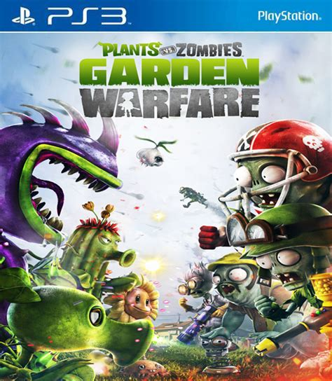Bd Ps4 Plants Vs Zombies New Reg 3 plants vs zombies garden warfare fr multi us blus31410 dlc preorder ps3