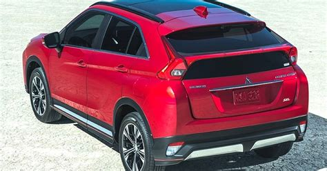 Mitsubishi Eclipse Cross 2020 by Mitsubishi Eclipse Cross Is Coming To India In 2020