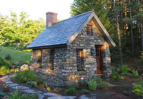 micro cottages small stone cottages truly timeless