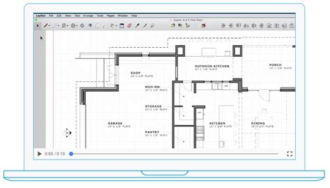 sketchup layout custom scale layout