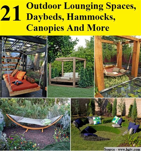 outdoor lounging spaces daybeds hammocks canopies and 21 outdoor lounging spaces daybeds hammocks canopies