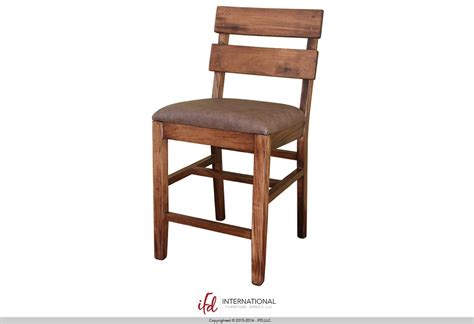 Five Star Cooktops 24 Quot Barstool For Counter Height Table With Faux Leather
