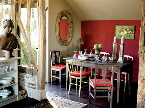 red home decor ideas french country home decorating ideas french interiors