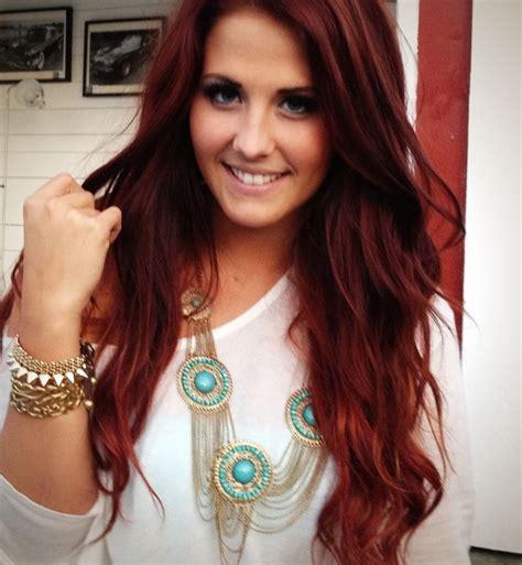dark red hair color on dark skin 2014 2015 fashiony 2014