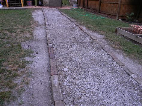 Cheap Driveway Gravel I M Diggin It The Debacle Of Ditch Digging After 50