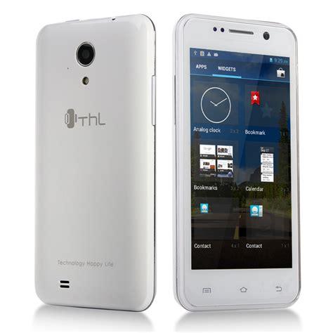 Android Ram 1g Dibawah 1jt thl w100 mtk6589 android 4 2 1g ram 4 5 inch 2malltablet