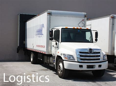 mustang expediting services trucking warehousing logistics mustang