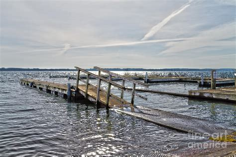 public boat launch american lake geneva boat launch photograph by william norton