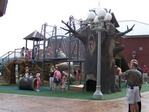 Treehouse Slides - teddy bear park stillwater thrifty minnesota